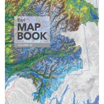 Esri Map Book, Volume 32 by ESRI Press, 9781589484771