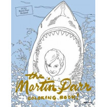 The Martin Parr Coloring Book! by Martin Parr, 9781597114257