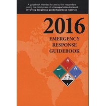 Emergency Response Guidebook: A Guidebook for First Responders During the Initial Phase of a Dangerous Goods/Hazardous Materials Transporation by US Department of Transportation, 9781598048131