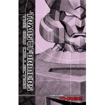 Transformers The Idw Collection Volume 3 by Simon Furman, 9781600108563