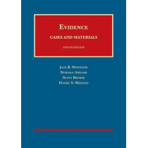 Evidence by Norman Abrams, 9781609303433
