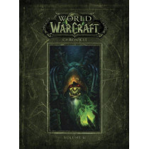 World Of Warcraft Chronicle Volume 2 by Blizzard Entertainment, 9781616558468