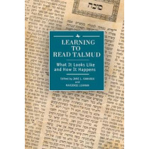 Learning to Read Talmud: What It Looks Like and How It Happens by Jane L. Kanarek, 9781618115133