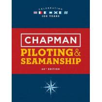 Chapman Piloting & Seamanship by Jonathan Eaton, 9781618372437