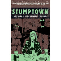 Stumptown Volume 4: The Case of a Cup of Joe by Greg Rucka, 9781620103012