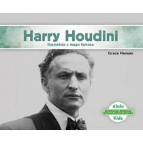 Harry Houdini: Ilusionista y Mago Famoso (Harry Houdini: Illusionist & Stunt Performer) by Grace Hansen, 9781624026829