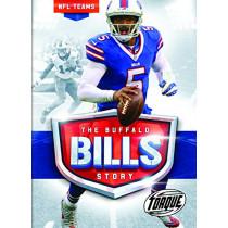 The Buffalo Bills Story by Thomas K Adamson, 9781626173583