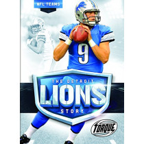 The Detroit Lions Story by Allan Morey, 9781626173651