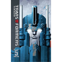 Transformers Idw Collection Phase Two Volume 5 by Andrew Griffith, 9781631408441