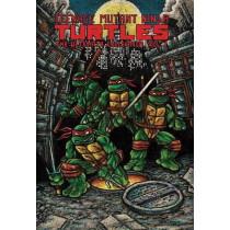 Teenage Mutant Ninja Turtles The Ultimate Collection, Vol. 1 by Kevin B. Eastman, 9781631409905