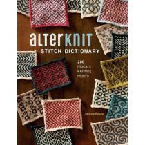 AlterKnit Stitch Dictionary: 200 Modern Knitting Motifs by Andrea Rangel, 9781632505538