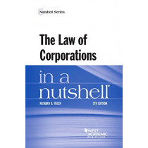 The Law of Corporations in a Nutshell by Richard Freer, 9781634597012