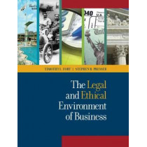 The Legal Environment of Business by West Academic Publishing, 9781683285496