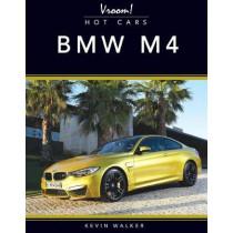 BMW M4 by Kevin Walker, 9781683423645