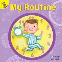 My Routine by Carl Nino, 9781683427575