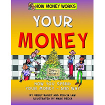 Your Money by Gerry Bailey, 9781684040728