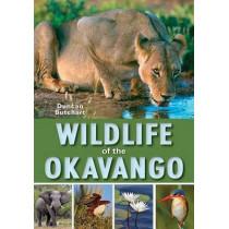 Wildlife of the Okavango by Duncan Butchart, 9781775843382