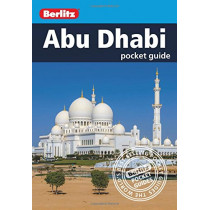 Berlitz Pocket Guide Abu Dhabi (Travel Guide) by Berlitz, 9781780049861