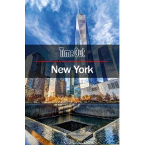 Time Out New York City Guide: Travel Guide with Pull-out Map by Time Out Editors, 9781780592541