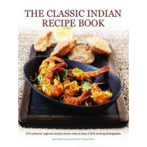 Classic Indian Recipe Book by Shehzad Husain, 9781781460368