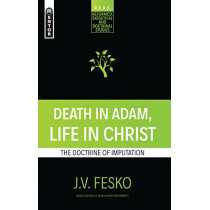 Death in Adam, Life in Christ: The Doctrine of Imputation by J. V. Fesko, 9781781919088