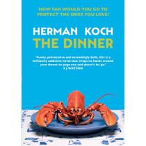 The Dinner by Herman Koch, 9781782394884