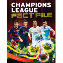 Champions League Fact File by Clive Gifford, 9781783122653
