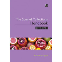 The Special Collections Handbook by Alison Cullingford, 9781783301263