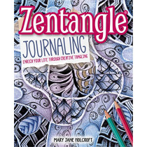 Zentangle Journaling by Mary Jane Holcroft, 9781784049812
