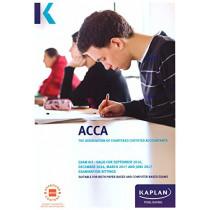 F6 Taxation - Exam Kit, 9781784152284
