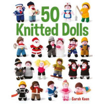 50 Knitted Dolls by Sarah Keen, 9781784943462