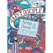 Diary of a Disciple - Peter and Paul's Story by Gemma Willis, 9781785065699