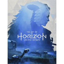 The Art of Horizon: Zero Dawn by Paul Davies, 9781785653636