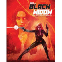 Marvel's The Black Widow Creating the Avenging Super-Spy by Michael Mallory, 9781785657245