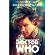 Doctor Who: The Eleventh Doctor Complete Year One by Al Ewing, 9781785864001