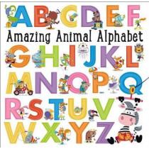 Amazing Animal Alphabet by Make Believe Ideas Ltd, 9781785986512