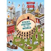 Sticky History of the World by Caroline Selmes, 9781786270375