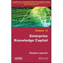 Enterprise Knowledge Capital by Blandine Laperche, 9781786302205