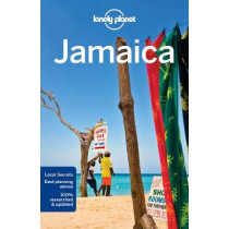 Lonely Planet Jamaica by Lonely Planet, 9781786571410