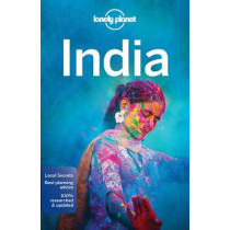 Lonely Planet India by Lonely Planet, 9781786571441