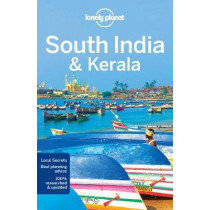 Lonely Planet South India & Kerala by Lonely Planet, 9781786571489