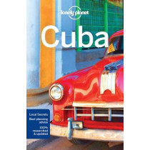 Lonely Planet Cuba by Lonely Planet, 9781786571496