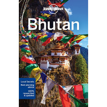 Lonely Planet Bhutan by Lonely Planet, 9781786573230