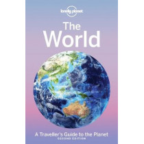 The World by Lonely Planet, 9781786576538