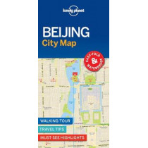 Lonely Planet Beijing City Map by Lonely Planet, 9781786579157