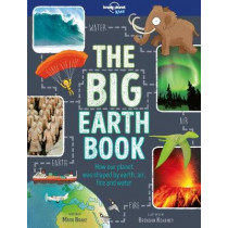 The Big Earth Book by Lonely Planet Kids, 9781787012776