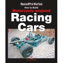 How to Build Motorcycle-engined Racing Cars by Tony Pashley, 9781787111691