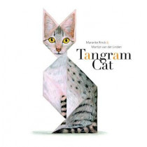 Tangram Cat by Maranke Rinck, 9781788070096