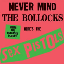 The Sex Pistols - 1977: The Bollocks Diaries by the Sex Pistols, 9781788400275