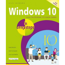 Windows 10 in easy steps, 3rd Edition: Covers the Creators Update by Nick Vandome, 9781840787894